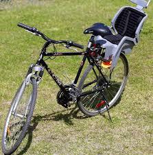siege pour velo ccm hybride 21 vitesse pour homme avec siège pour enfant en
