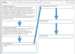 a3 report template a3 report that toyota created template and how to use it excel