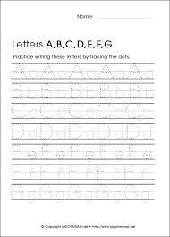 abc for kindergarten worksheets worksheets