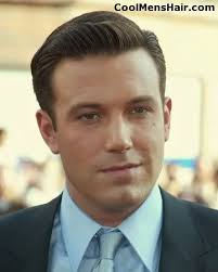 photo of ben affleck conservative hairstyle hairstyles