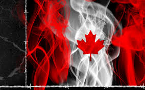 canada flag wallpapers desktop