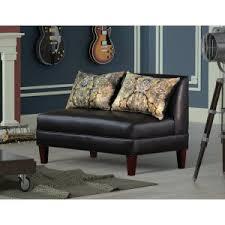 armless sofas u0026 loveseats hayneedle