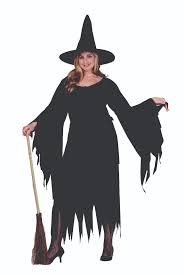 witch plus size costumes