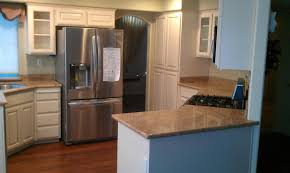 Kitchen Cabinet Remodeling by Livermore Cabinet Refinishing Kitchen Remodeling At Rebath