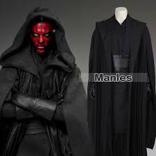 Movie Star Halloween Costumes Aliexpress Buy Star Wars Costume Darth Maul Cosplay Costumes