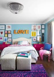 tableau pour chambre à coucher peinture pour chambre de fille enfant en idees colorees tableau lit