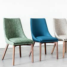 mid century modern dining room chairs gingko furniture