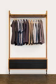 theo wall unit clothing rail with drawer u2022 dunke design u2022 tictail