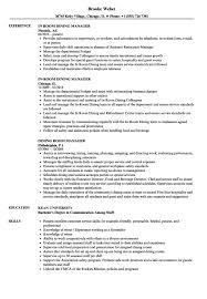 dining room attendant job description fitting room attendant resume exles design anddeas server