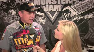monster jam puff trucks monster jam path of destruction 2013 pre show interview with