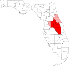 Orlando Florida Map Greater Orlando Wikipedia
