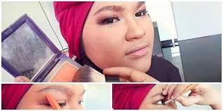 tutorial alis mata untuk wajah bulat tutorial make up wajah bulat dan pipi chubby keluarga ale