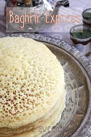recette de cuisine avec blender baghrir express crepes aux milles trous facile et rapide recettes