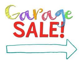 organized garage sales get inspired simply organized