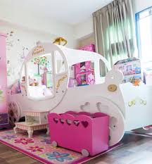 Little Girls Room Bedroom Little Room With Long White Modern Cinderella