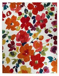 Mohawk Home Accent Rug Amazon Com Mohawk Home Strata Bright Floral Toss Printed Area Rug