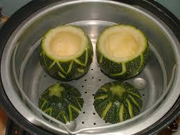 cuisiner des courgettes rondes courgettes rondes sculptées 1 le palais des saveurs