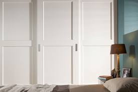 Sliding Closet Doors White Sliding Doors Closet Master Bedroom This Could Be And