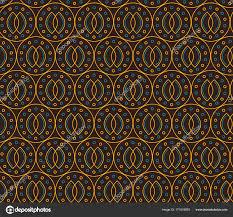 indonesian pattern vector seamless pattern in indonesian vintage batik luxury style
