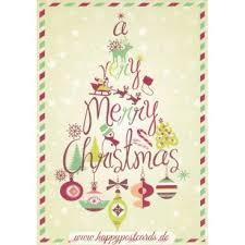 christmas postcard postcards christmas cards a merry christmas postcard