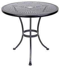 round glass outdoor table round glass patio table icenakrub