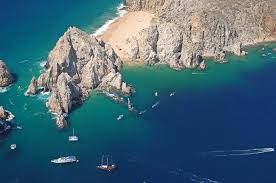 Map Of Cabo San Lucas Mexico by