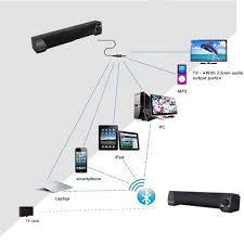 wireless home theater subwoofer soundbar lp 09 home theater subwoofer soundbar with bluetooth