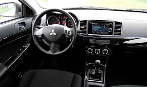 mitsubishi adventure 2017 interior car picker mitsubishi lancer sportback interior images