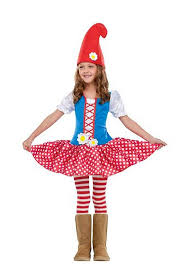 gnome costumes for girls