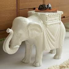 Elephant Side Table Side Table I Tonic Home