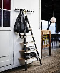 Leaning Ladder Shelf Ikea 12 Inspirations Of Ikea Coat Rack Shelf