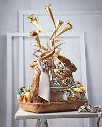 eater baskets martha s stunning easter basket creations martha stewart