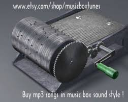 custom made paper box song paper