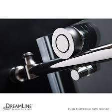 dreamline showers enigma x sliding shower door