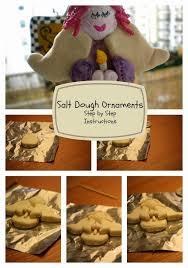 salt bread dough ornaments