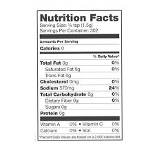 what size himalayan salt l sunfood fine himalayan crystal salt 1 lb 454 g iherb com