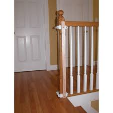 kidco stairway gate installation kit allows for use of pressure
