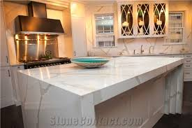 kitchen island top calacatta white engineered quartz bench tops calacatta white
