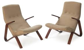 Saarinen Grasshopper Lounge Chair Mid Century Modern Poetic Home Part 2