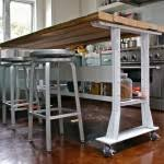 wheeled kitchen island kitchen island on wheels oolukleq decorating clear