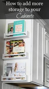 kitchen bookshelf ideas best 25 cookbook shelf ideas on cookbook storage