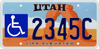Il Vanity Plates Disabled Plates And Placards Utah Dmv