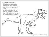 free printable dinosaur coloring quiet activities