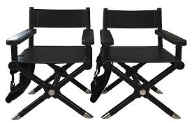 The Directors Chair On The Set Viyet Designer Furniture Seating Ralph Lauren Canyon