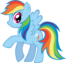 rainbow and unicorn clipart clipartxtras