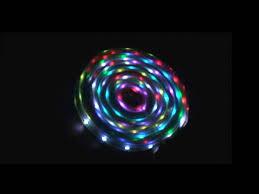 cosmic color ribbon light o rama cosmic color ribbon demo