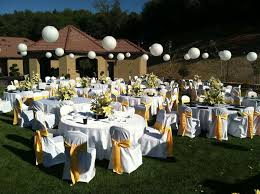 outdoor wedding decoration ideas wedding corners