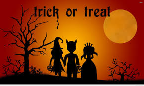 trick or treat 2017 wallpapers wallpaper cave