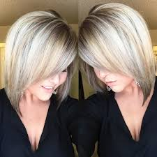 how to cut a medium bob haircut 18 hot angled bob hairstyles shoulder length hair short hair cut