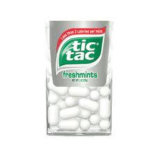 tic tac tic tac freshmint mints 1 oz pack great service fresh candy